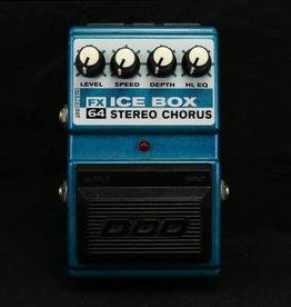 USED DOD FX64 Ice Box Stereo Chorus (212)