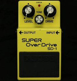 Boss USED Boss SD-1 Super Overdrive (621)