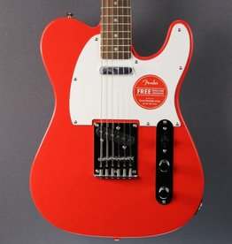 Squier SCRATCH AND DENT Squier Affinity Telecaster - Race Red (958)