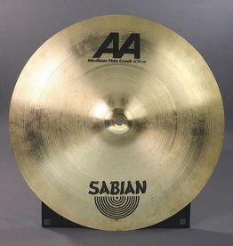 "Sabian USED Sabian 16"" AA Medium Thin Crash (750)"