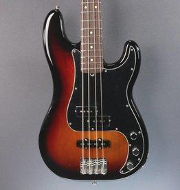 Fender NEW Fender American Performer Precision Bass - 3-Color Sunburst (407)