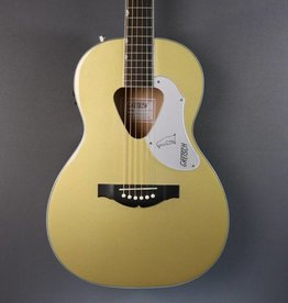 Gretsch DEMO Gretsch G5021E LE Rancher Penguin Parlor - Casino Gold (587)