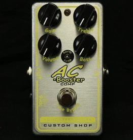 Xotic Effects USED Xotic Custom Shop AC Booster Comp (357)