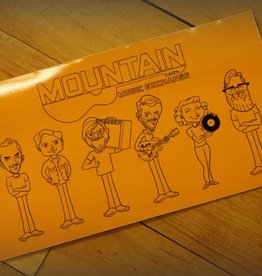 MME Mountain Music Exchange MME Gang Sticker