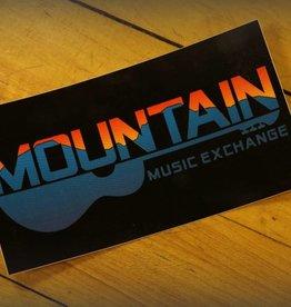 MME MME Logo Sticker