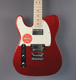 Squier DEMO LH Squier Contemporary Telecaster HH - Dark Metallic Red (672)