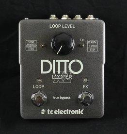 TC Electronics USED TC Electronix Ditto X2 Looper (113)