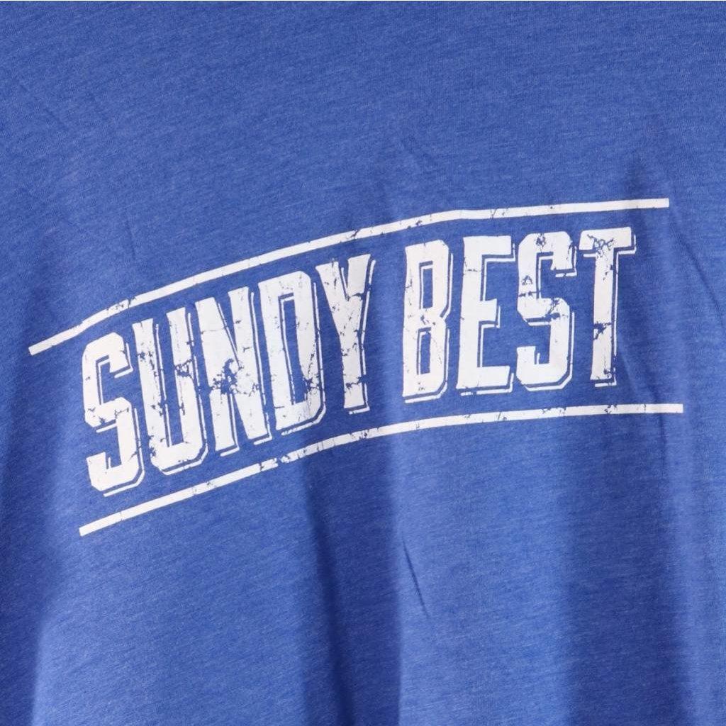 "Local Music Sundy Best ""I Wanna Go Home"" T-Shirt - Medium"