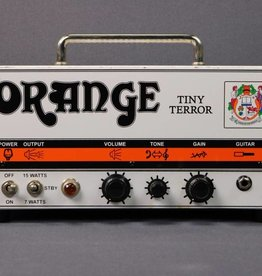 Orange USED Orange Tiny Terror TT15 Head (144)