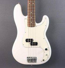 Fender DEMO Fender Player Precision Bass - Polar White (356)