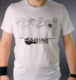 MME MME Gang T-Shirt White Medium