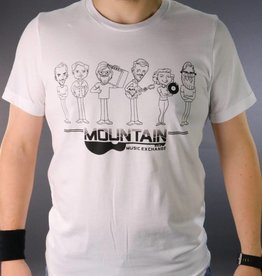 MME MME Gang T-Shirt White Small