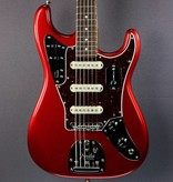 Fender DEMO Fender Limited Edition Parallel Universe Jaguar Strat - Candy Apple Red (135)