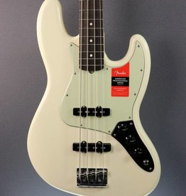 Fender DEMO Fender American Professional Jazz Bass - Olympic White (294)