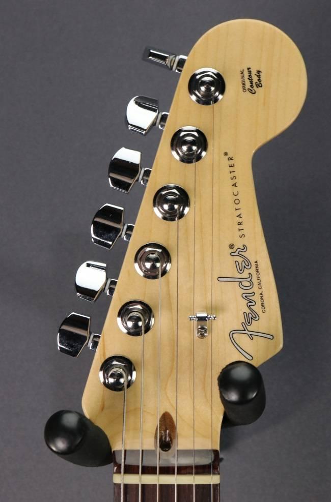 Fender DEMO Fender American Professional Stratocaster - Olympic White (547)