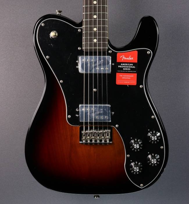 Fender DEMO Fender American Professional Telecaster Deluxe Shawbucker (973)
