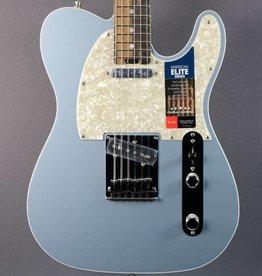 Fender DEMO Fender American Elite Telecaster - Satin Ice Blue Metallic (227)