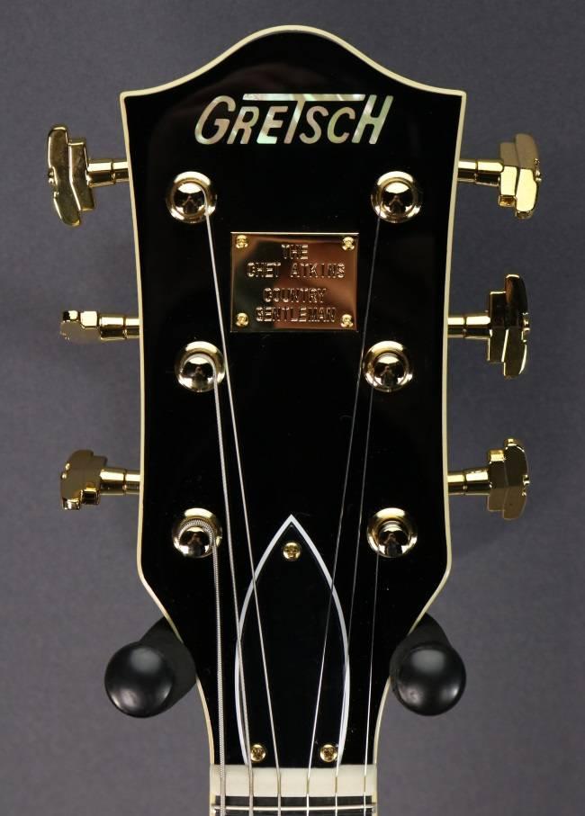 Gretsch DEMO Gretsch G6122T-62 Country Gentleman - Walnut Stain (014)