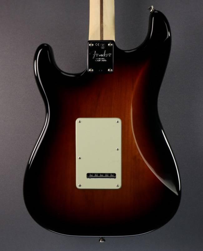 Fender NEW Fender American Professional Stratocaster - 3-Color Sunburst (807)
