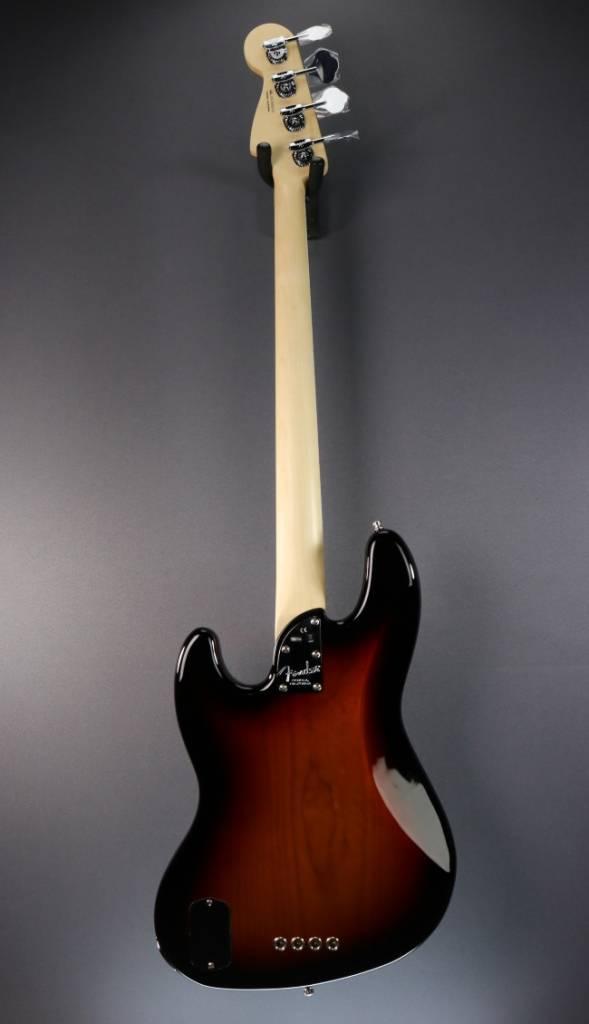 Fender NEW Fender American Elite Jazz Bass - 3-Color Sunburst (112)