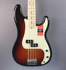 Fender NEW Fender American Professional Precision Bass - 3-Color Sunburst (660)
