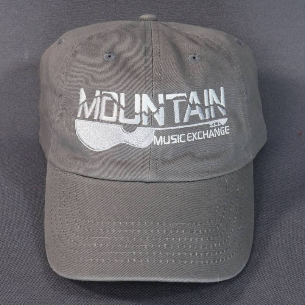 c60bc03f4b0 MME Value Hat - Charcoal - Mountain Music Exchange