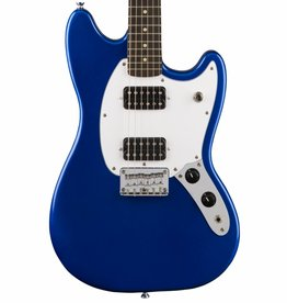 Squier NEW Squier Bullet Mustang HH - Imperial Blue (403)