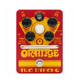 NEW Orange Two Stroke