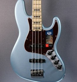 Fender DEMO Fender American Elite Jazz Bass - Satin Ice Blue Metallic (533)