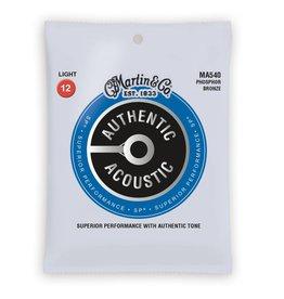 Martin NEW Martin Authentic Acoustic SP - MA540 - Phosphor Bronze - Medium .013-.056