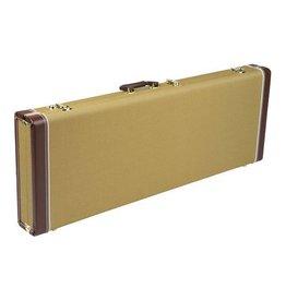 Fender NEW Fender Classic Series Case - P Bass/Jazz Bass - Tweed