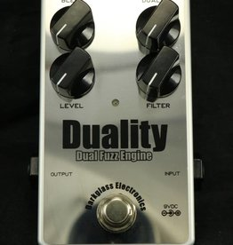 Darkglass Electronics USED Darkglass Electronics Duality Dual Fuzz Engine (480)