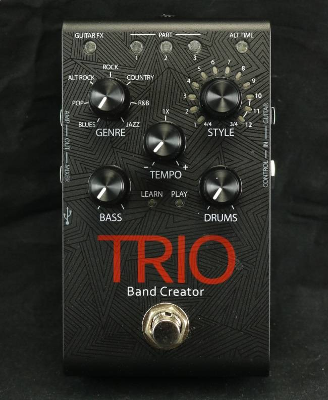 Digitech USED DigiTech Trio Band Creator (690)