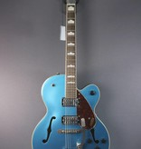 Gretsch DEMO Gretsch G2420T Streamliner Hollow Body with Bigsby Broad'Tron BT-2S - Riviera Blue (097)