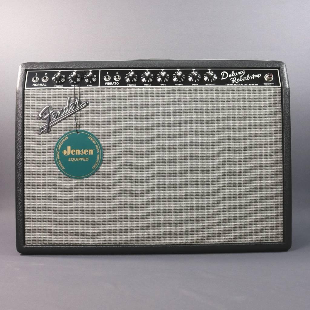 Fender DEMO Fender '65 Deluxe Reverb (139)