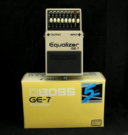 Boss USED Boss GE-7 Graphic Equalizer (067)