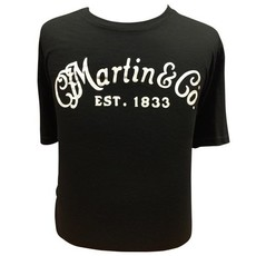 Martin NEW Martin Classic Solid Logo T-Shirt - M