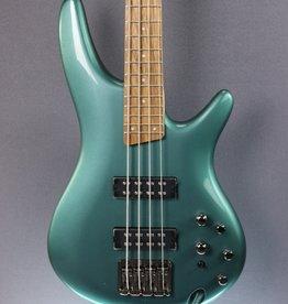 Ibanez DEMO Ibanez SR305E 5-String - Metallic Sage Green (184)