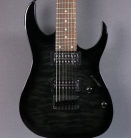 Ibanez DEMO Ibanez GIO GRG7221QA - Transparent Black Sunburst (433)
