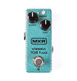 MXR NEW Dunlop MXR Classic 108 Fuzz Mini