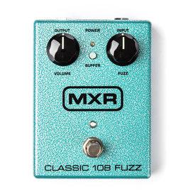 MXR NEW Dunlop MXR Classic 108 Fuzz