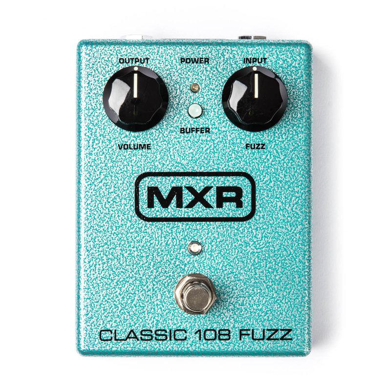 Dunlop NEW Dunlop MXR Classic 108 Fuzz