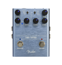 Fender NEW Fender Tre-Verb Reverb/Tremolo
