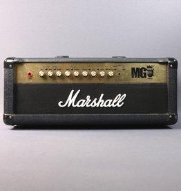 Marshall USED Marshall MG100FX Head (221)