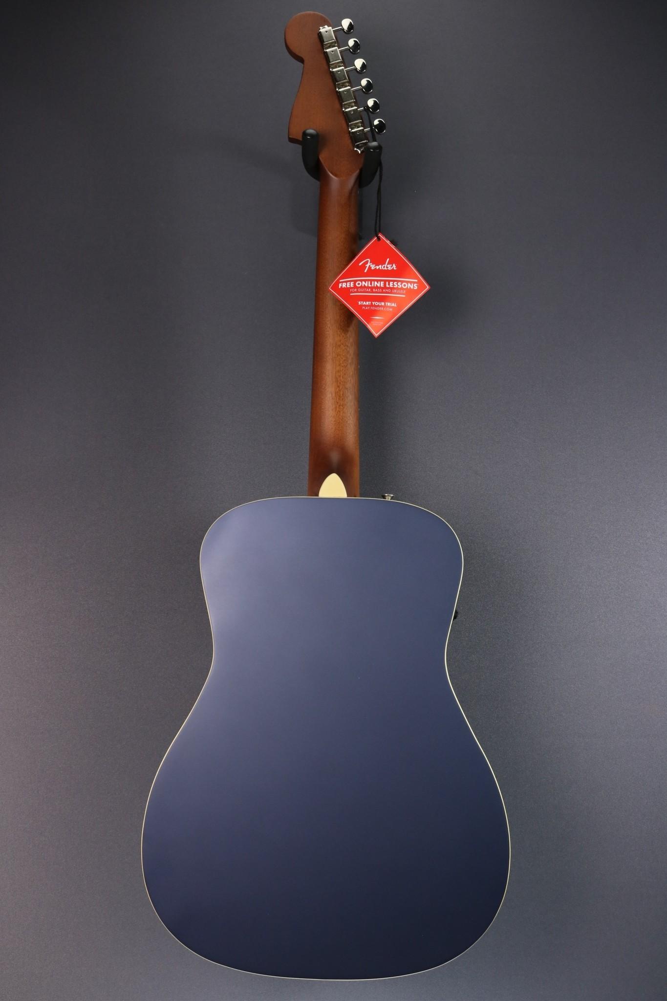 Fender DEMO Fender Malibu Player - Midnight Satin (095)