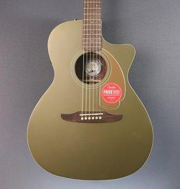Fender DEMO Fender Newporter Player - Olive Satin (729)