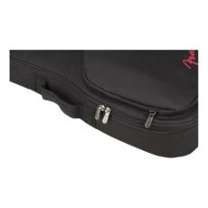 Fender NEW Fender FU610 Soprano Ukulele Gig Bag, Black