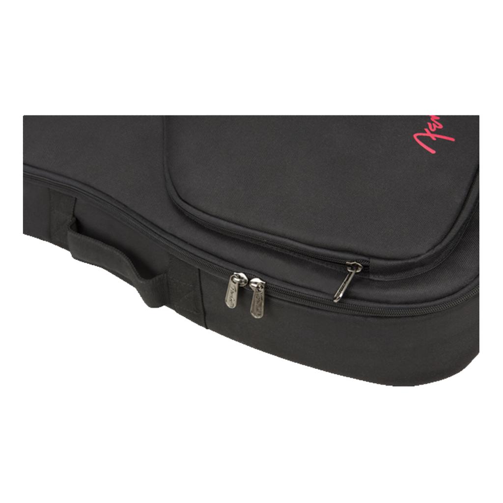 Fender NEW Fender FU610 Tenor Ukulele Gig Bag, Black