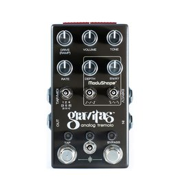 Chase Bliss NEW Chase Bliss Audio Gravitas Analog Tremolo
