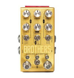 Chase Bliss NEW Chase Bliss Audio Brothers Analog Gainstage